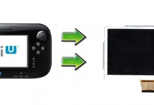 Réparations Wii-U Gamepad disponible
