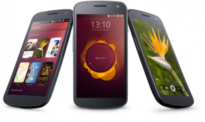 Ubuntu for phones: Ubuntu arrive sur nos Smartphones!