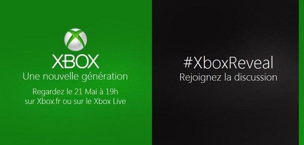 Présentation de la nouvelle Xbox le 21 mai 2013!