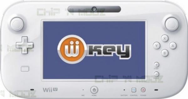 WiikeÜ: Le premier ODDE (émulateur de lecteur) Wii-U?