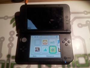 Réparation écran LCD supérieur 3D pour Nintendo 3DS XL