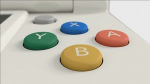 New 3DS bouton hommage SNES