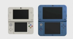 new 3DS new 3DS XL