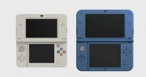 Nintendo annonce 2 nouveaux modèles de 3DS: New 3DS & New 3DS XL