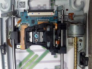 Forfait réparation bloc optique PS3/PS3 Slim à 60€