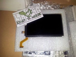 écran LCD supérieur Nintendo 3DS XL neuf