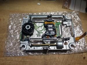 Bloc optique + Chariot KEM450-DAA pour PS3 Slim CECH-2004/3004