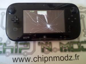 Baisse prix Réparation écran LCD Gamepad Wii-U