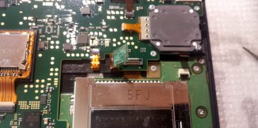 nappe connexion slot 1 new3DS XL