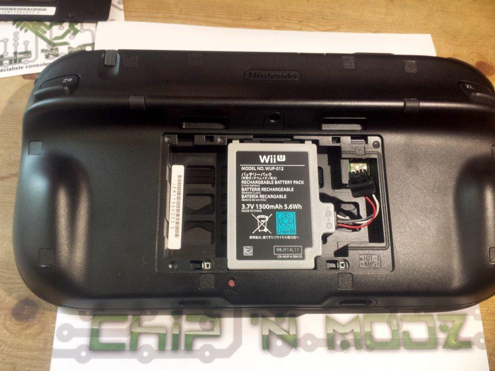 Gamepad deconnexion batterie