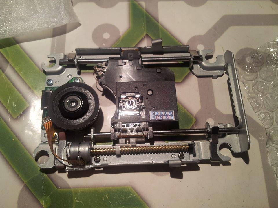 Bloc optique PS4 KEM490 et KES490: nouvelle baisse de prix !