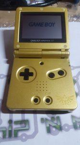 [TUTO] Reconnaitre une Game Boy Advance SP Édition Limitée Zelda ORIGINALE
