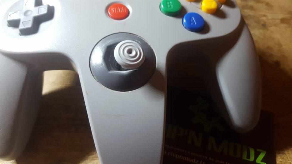 [TUTO] Remplacer le Joystick de la manette Nintendo 64